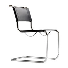 Thonet - S 33 Cantilever Chair Leather