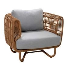 Cane-Line - Nest Lounge Gartensessel