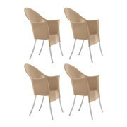 Driade - Lord Yo Armchair Set of 4