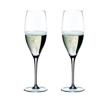 - Sommeliers Champagnerglas 2er Set -