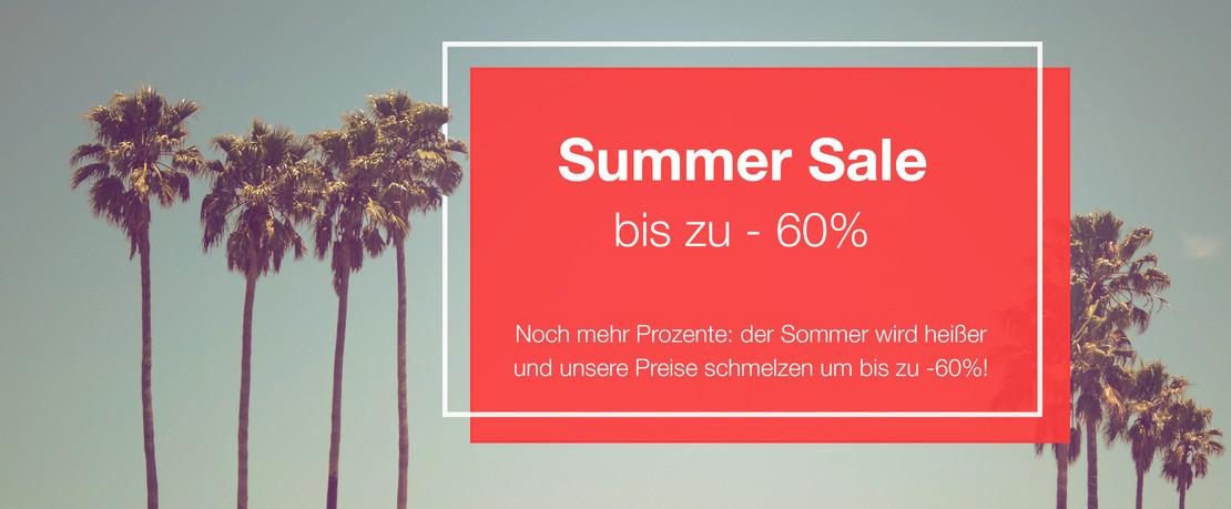 SummerSale 60Prozent DE