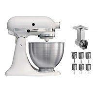KitchenAid - KitchenAid Classic 5K45SS Küchenmaschinen Set