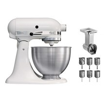 KitchenAid - Classic 5K45SS - Set robot ménager sur socle