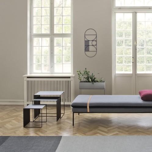 ferm LIVING - Kelim Section Teppich