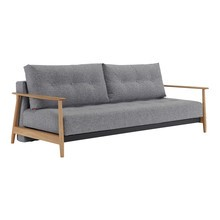 Innovation - Eluma Deluxe Button Schlafsofa 224x94cm