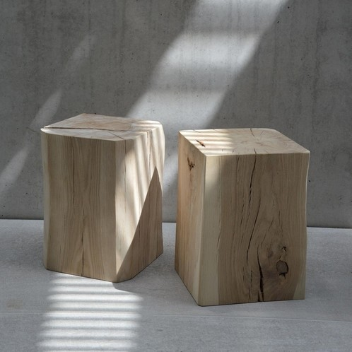 Jan Kurtz - Block Hocker