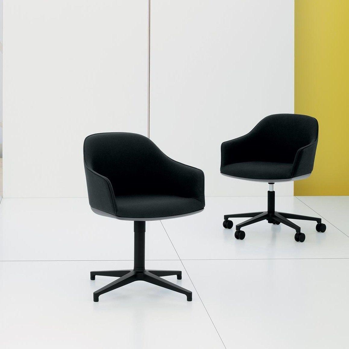 Vitra softshell chair chaise de bureau vitra - Chaise de bureau vitra ...