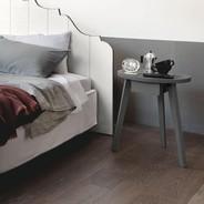 Gervasoni - Gray 45 Side Table