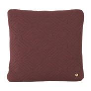 ferm LIVING - Quilt Kissen 45x45cm