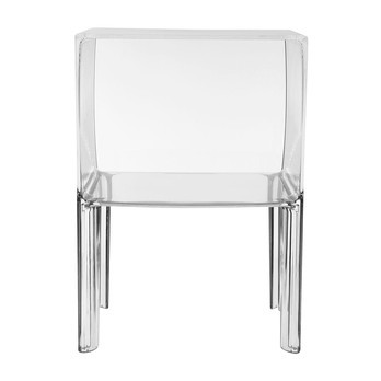 Kartell - Small Ghost Buster Nachttisch - transparent/transparent