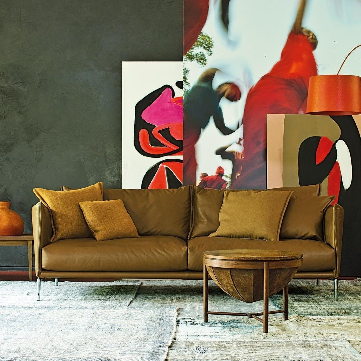 Gentry 2 Sitzer Sofa Moroso Ambientedirect Com