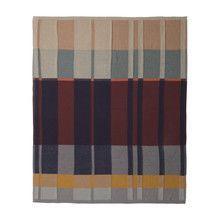 ferm LIVING - Medley Knit Decke 7140