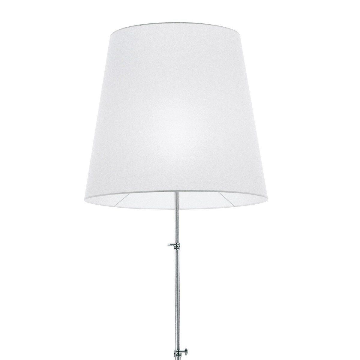 Pallucco   Baby Gilda Floor Lamp   White/synthetic Parchment ...
