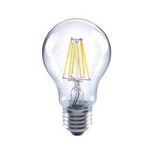 Segula - LED E27 BULB FILAMENT CLEAR 7W => 66W