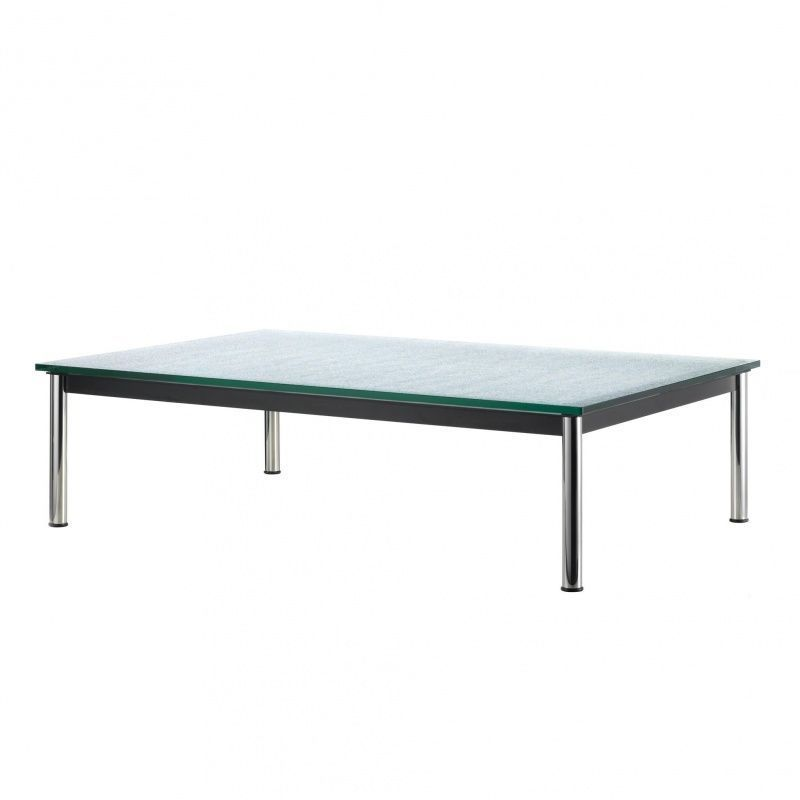 Le Corbusier Lc10 P Outdoor Table Basse Cassina