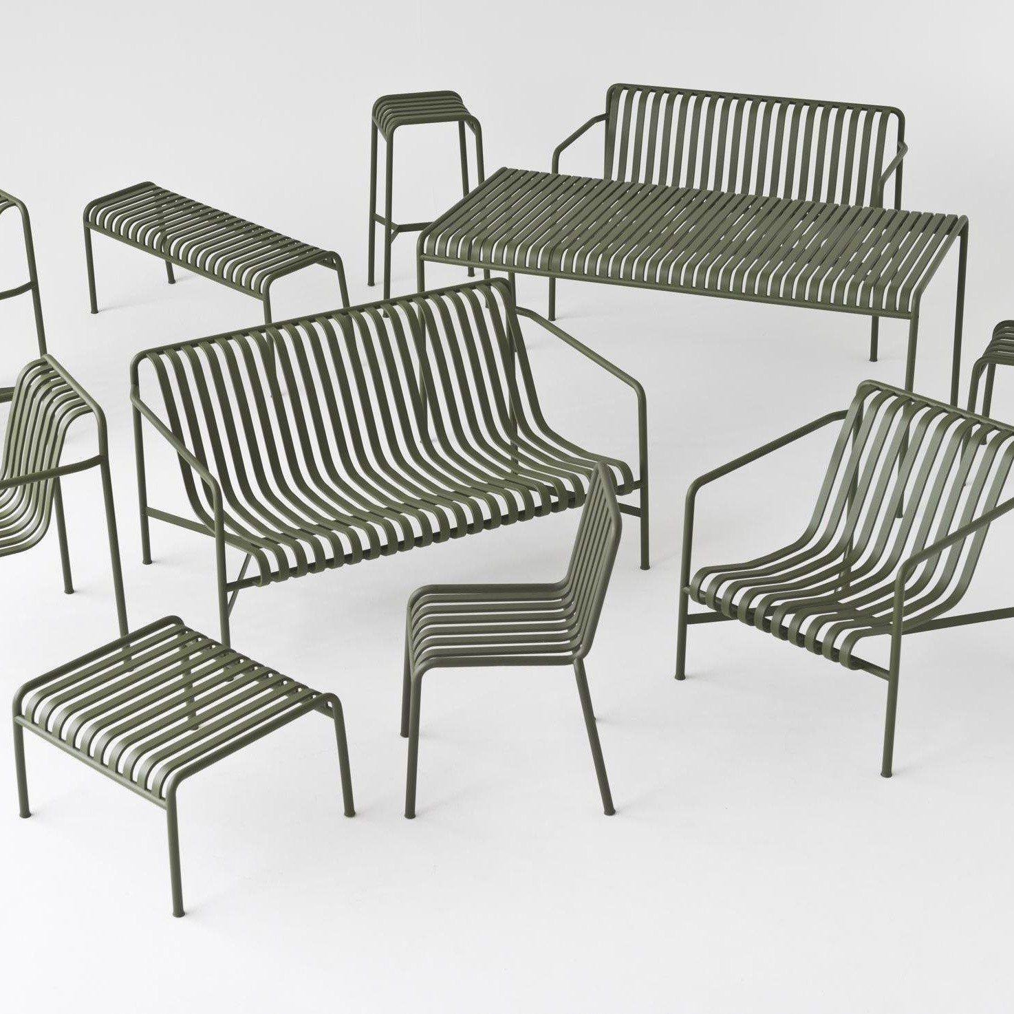palissade esstisch 160x80cm hay. Black Bedroom Furniture Sets. Home Design Ideas