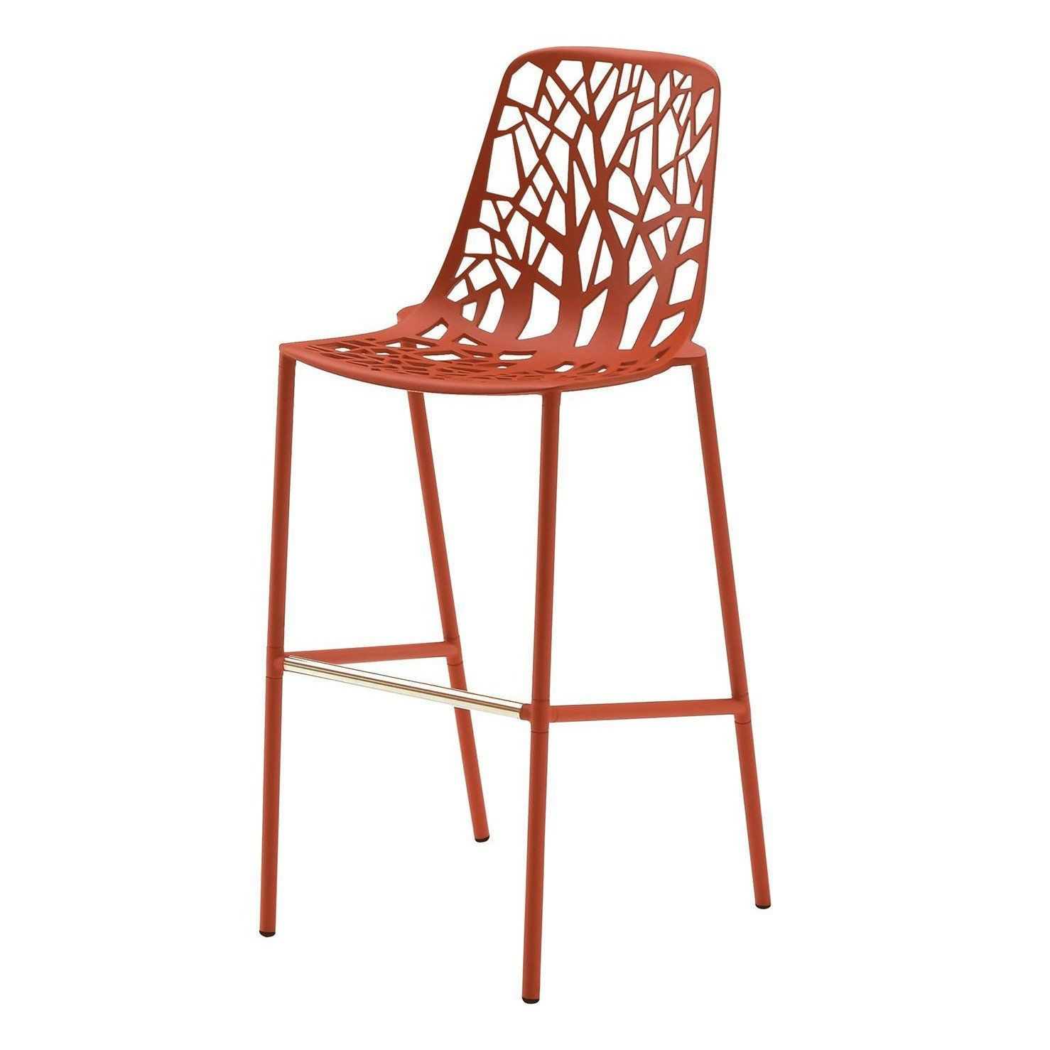 Forest Outdoor Bar Stool 78cm Fast Ambientedirect Com