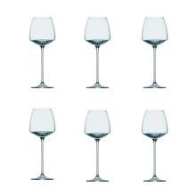 Rosenthal - Rosenthal Tac Red Wine Glass Set Of 6