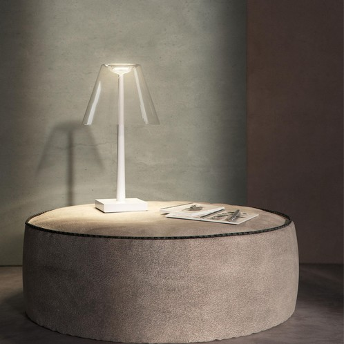 Rotaliana - Dina+ LED Akku-Tischleuchte