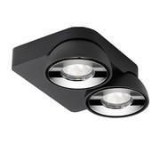 Deltalight - Plafonnier LED Tweeter M On 2 92733 DIM8