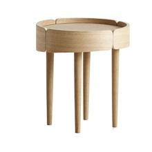 Woud - Skirt - Table d'appoint Ø40cm