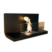 Radius - Wall Flame 1 Kaminfeuer / Wandkamin