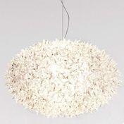Kartell - Big Bloom - Lámpara de suspensión - transparente/transparente
