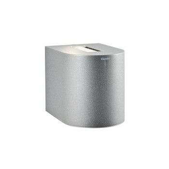 Iguzzini - Kriss 5686 Außenleuchte/Wandleuchte - grau/280x150x170/6000 lm - 3000 K
