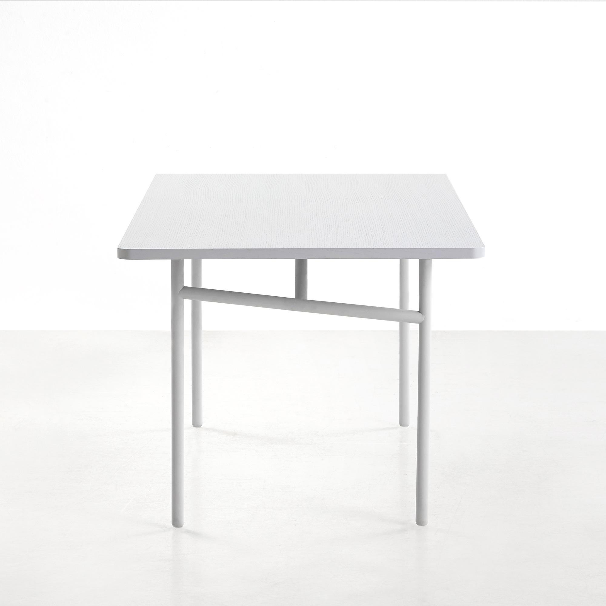 - Woud Diagonal Dining Table AmbienteDirect