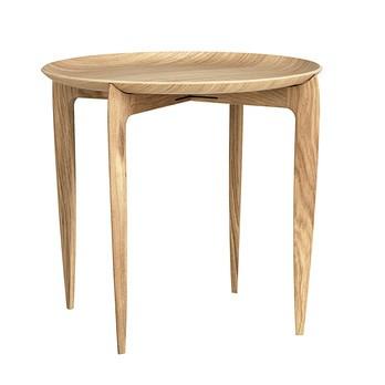 Fritz Hansen - Tray Table Klapptisch Ø45cm