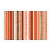 Moooi - Carpet Nr. 07 Teppich - orange/rot/300x200cm