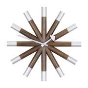 Vitra - Wheel Clock Nelson Wanduhr