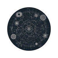 Moooi Carpets - Celestial Carpet Round