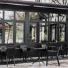 Kristalia - Poule Bistro Table round Ø 60cm