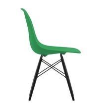 Vitra - Eames Plastic Side Chair DSW Ahorn schwarz