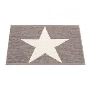pappelina - Viggo Star Teppich 70x50cm