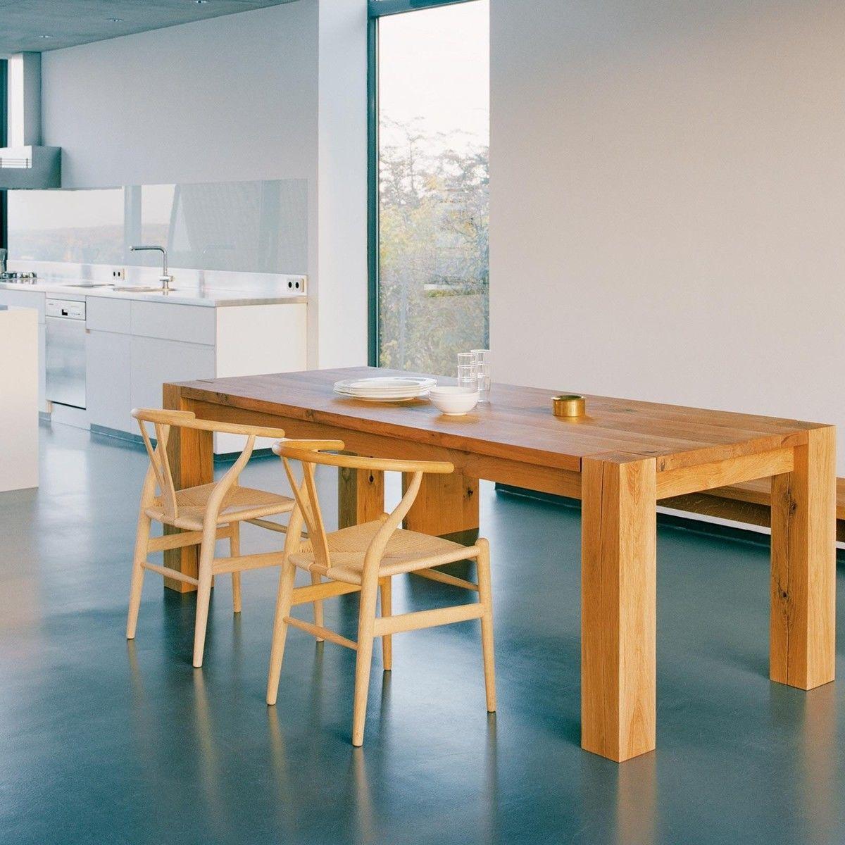 e15 bigfoot esstisch ta04 e15. Black Bedroom Furniture Sets. Home Design Ideas