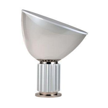 Flos - Taccia LED Tischleuchte Kunststoff -