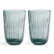 Kähler - Hammershøi Trinkglas Set farbig