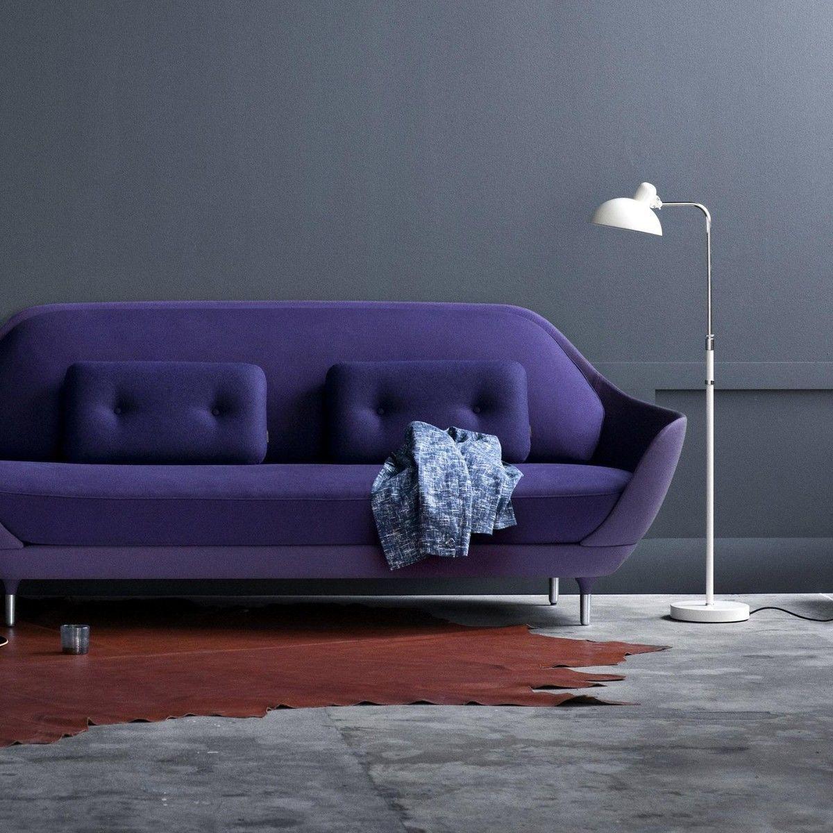 Kaiser Idell 6580 F Luxus Floor Lamp Kaiser Idell