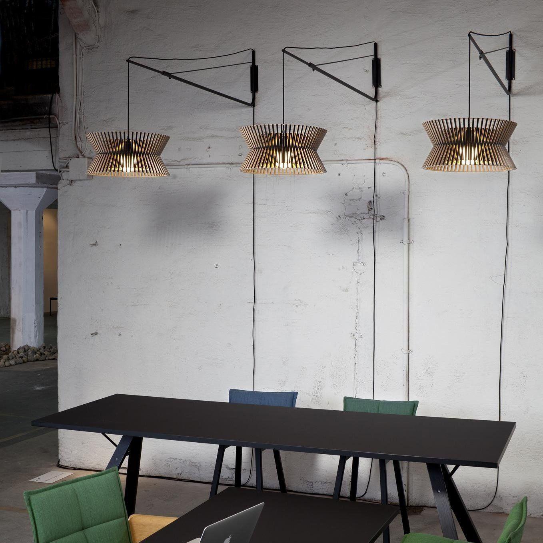 Kontro 6000 Suspension Lamp Secto Design