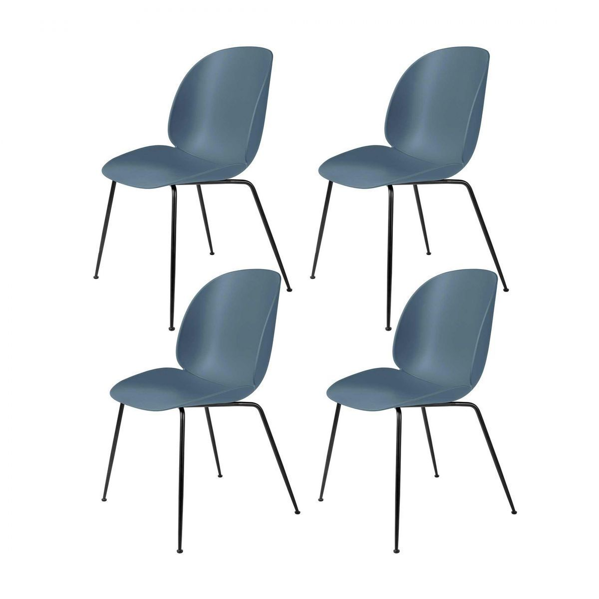 beetle dining chair set of 4 - Dining Chairs Set Of 4