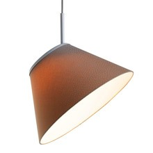 Luceplan - Suspension LED Cappuccina D88 Ø45cm