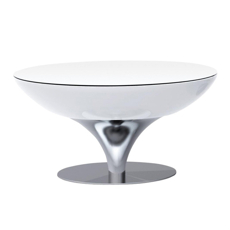 Moree Lounge Table 45 Outdoor Side Table Ambientedirect