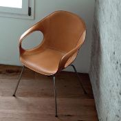 Kristalia: Brands - Kristalia - Elephant Armchair Leather