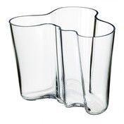 iittala - Alvar Aalto Vase 160mm - transparent