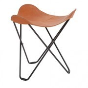 cuero - Flying Goose Pampa - Tabouret