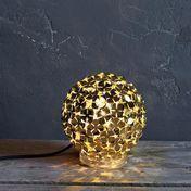 Terzani - Ortenzia Table Lamp - gold/glossy