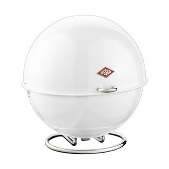 Wesco - Wesco Superball Aufbewahrungsbehälter - weiß/26x26cm