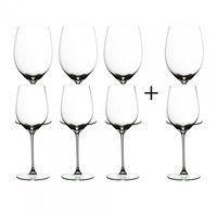 Riedel - Veritas Wine Glass Gift Set 6+2